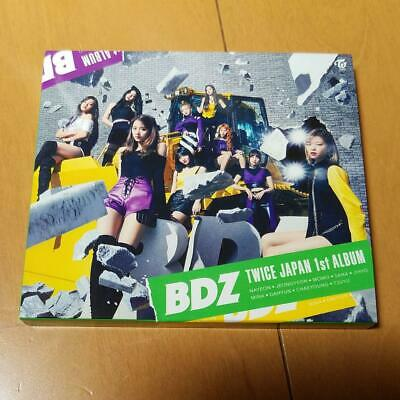 TWICE JAPAN ( BDZ ) Release Event Excl - Official PhotoCard