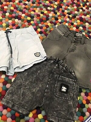 Boy's *~*BAND OF BOYS  *~* MUNSTER   Shorts INDIE  Size 3