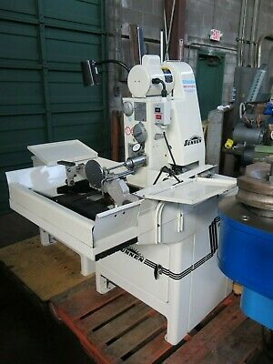 Sunnen MBB-1660-K Honing Machine with Filter & Squaring Fixture Excellent