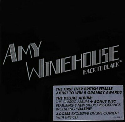 Back To Black [Deluxe Edition], Amy Winehouse, Audio CD, Good, FREE & FAST Deliv