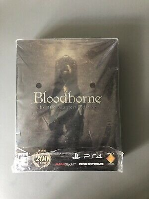 Bloodborne The Old Hunters Edition Limited Edition From Japan