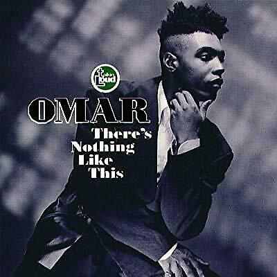 Theres Nothing Like This, Omar, Used; Good CD