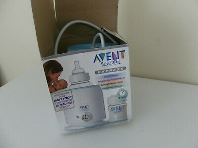 Avent electric bottle warmer in original box - POSTAGE FREE