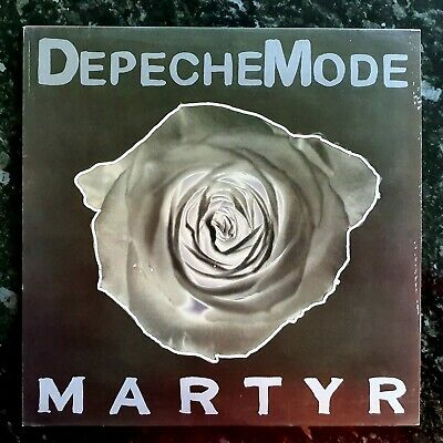 "Depeche Mode - Martyr (3 Mixes) - 2006 Unplayed 12"" P/s"