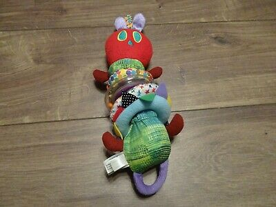 The Very Hungry Caterpillar ; Unisex baby toy from birth upwards