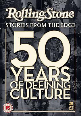 Rolling Stone - Stories from the Edge   (DVD)   50 Years of Music