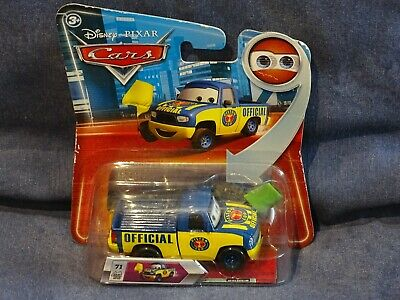 Rare Disney Pixar Cars 1 Dexter Hoover Version Yeux Qui Bougent Look My Eyes