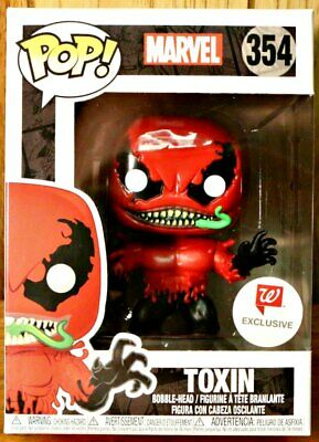 TOXIN #354 Marvel Universe Funko Pop! WALGREENS EXCLUSIVE!