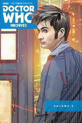 Doctor Who: The Tenth Doctor Archive Omnibus, Volume 3: Archives Omnibus by Tony