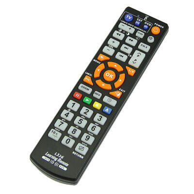 Universal Smart IR Remote Control Learning Function for TV CBL DVD SAT TV BOX