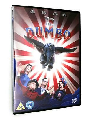 Dumbo 2019 DVD. New and sealed Free postage