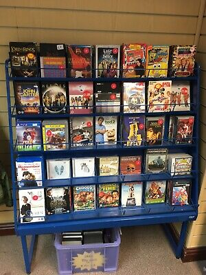 Shop DVD Display Xbox DS And Dvds And Games Job Lot Games Cds Vinyl Pick Up Only