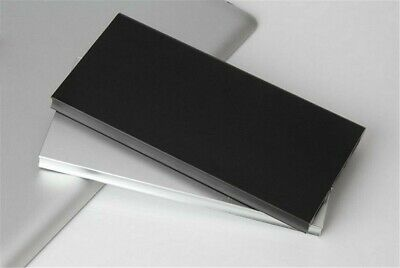 Externe Power Bank 50000mAh Batterie Double USB Chargeur avec LED noire