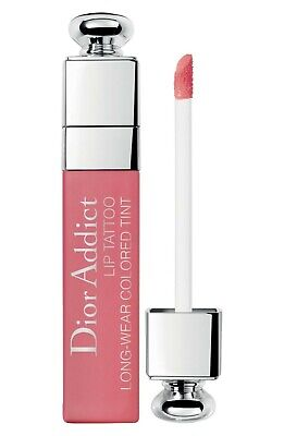 Dior Addict Lip Tattoo Long Wear Colored Tint 351 Natural Nude  Nwb