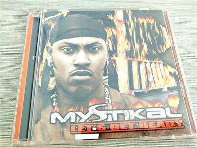 MYSTIKAL LETS GET Ready Explicit Cd Brand New Factory Sealed