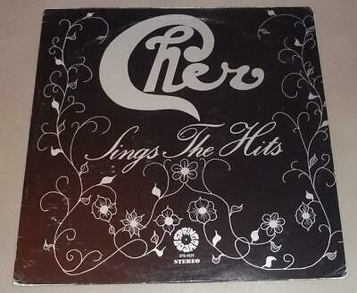 CHER LP Cher Sings the Hits - Springboard 4029 (Released 1975)