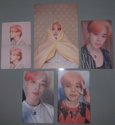 Jimin BTS Map of the Soul Persona