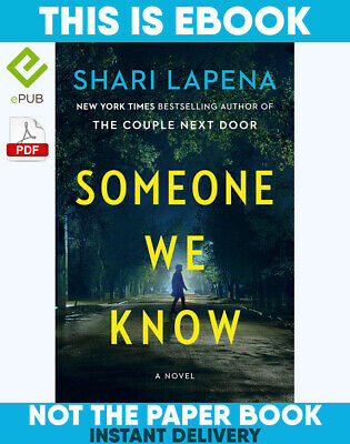 Someone We Know by Shari Lapena 🔥 📧(email delivery) 🔥