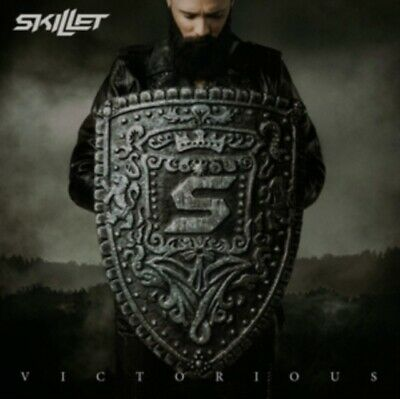 Skillet - Victorious - ID23z - CD - New