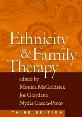 [P.D.F] Ethnicity and Family Therapy, Third Edition by Monica McGoldrick