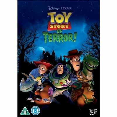 Toy Story Of Terror - DVD