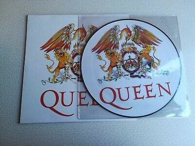 """Queen – We Are The Champions – 10"""" Picture Lp - New"""