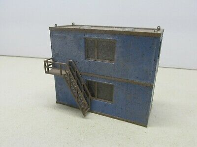 2 - Story Weathered Building ~  N Scale