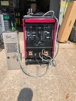 Thermal Arc Ac/Dc 350 Amp. Tig Welder. Water Cooled
