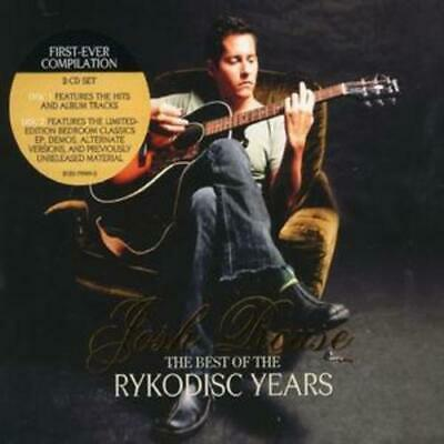Josh Rouse : Best of the Rykodisc Years CD 2 discs (2008) FREE Shipping, Save £s