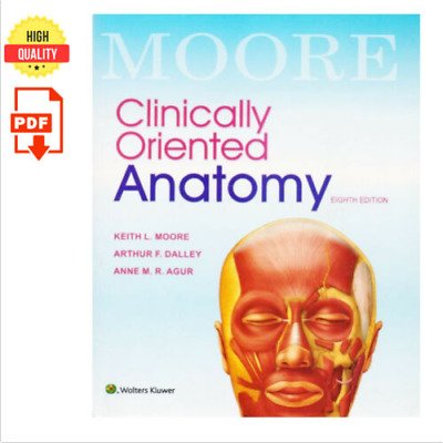 [P.D.F] Clinically Oriented Anatomy 8th Edition