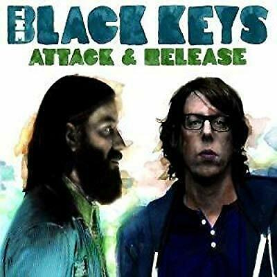 Attack and Release, The Black Keys, Used; Good CD