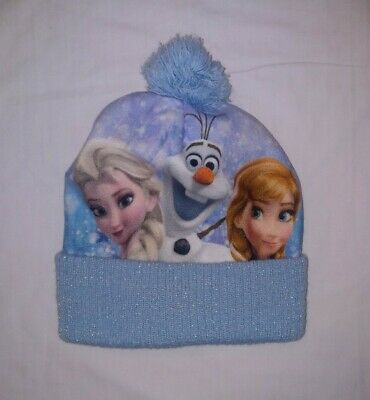 Young Dimensions | Girls Disney Frozen Hat | Kids Size 7-13 Years