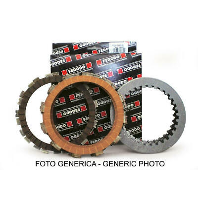 Série Complet Disques Embrayage Racing fcs0727/3 100288135 Ferodo Transmission