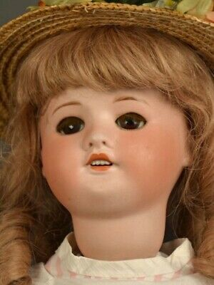 ANTIQUE Bisque Doll SFBJ 60 French SWEET DOLL!