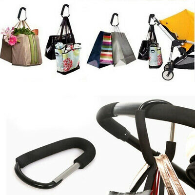 Accessories Organizer Clip Carabiners Shopping Bag Hook Stroller Holder
