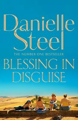 Blessing in disguise by Danielle Steel (Hardback) Expertly Refurbished Product