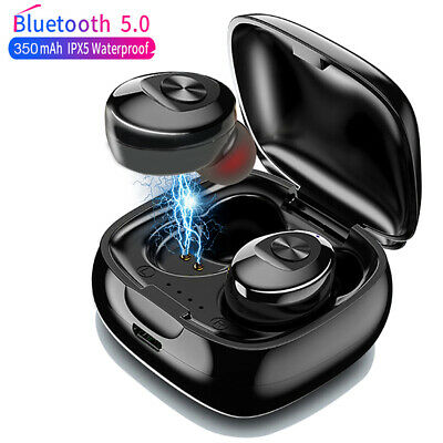 XG12 Bluetooth 5.0 Headset TWS Wireless Earphones Mini Earbuds Stereo Headphones