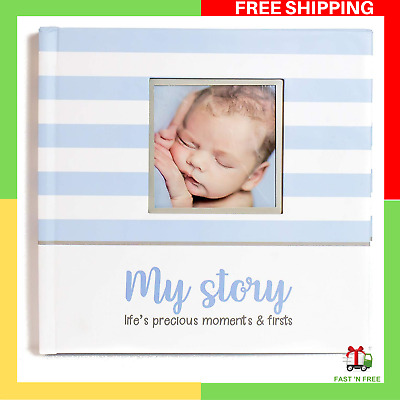 Baby Memory Book and Baby Journal For Boys Or Girls Baby Shower Gifts Ideas NEW