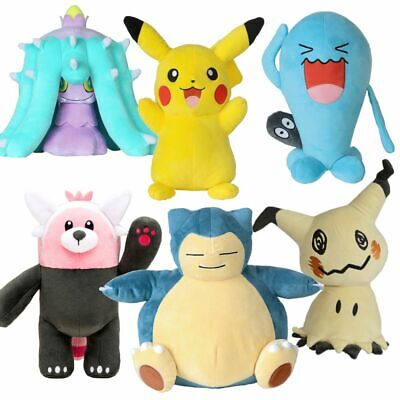 Selection of Premium Plush Figures | Pokemon | Soft Toy in Gift Box | 27-30 cm