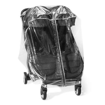 Baby Jogger City Tour 2 Raincover (Double) Protection From Rain & Wind