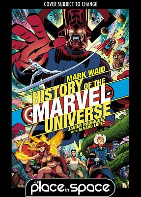 History Of The Marvel Universe #1B - Rodriguez Variant (Wk30)