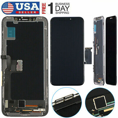 AAA For iPhone X XR XS LCD OLED Display TFT Touch Screen Digitizer Replacement
