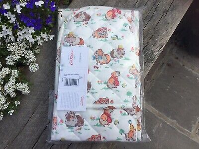 Cath Kidston Pets Party Guinea Pig Double Oven Gloves - Brand New