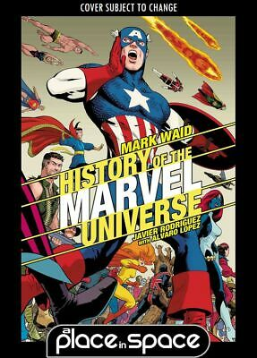 History Of The Marvel Universe #2B - Rodriguez Variant (Wk34)