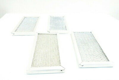 4x Research Products Ezkleen Air Filter
