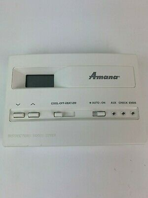 Amana Non Programmable Electronic Thermostat
