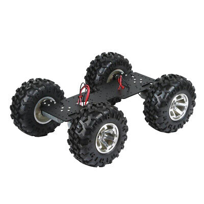 4WD Smart RC Robot Car Chassis DC Deceleration Motor DIY Parts for Arduino