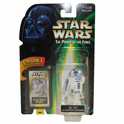 Star Wars - Power of the Force (POTF) - Action Figure - R2-D2 (3.75 inch) - NM