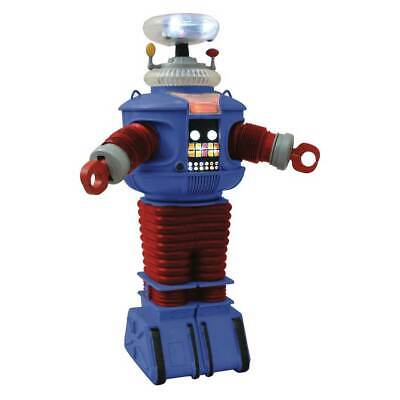 """Lost in Space - Retro B9 Electronic Robot 25cm(10"""") Action Figure"""