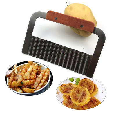 Wooden Handle Soap Cutter Butter Cheese Mould Loaf Beveler Planer Box Wavy Block
